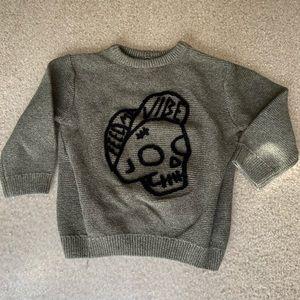 ZARA Boys/Toddler Sweater - Feel My Vibes